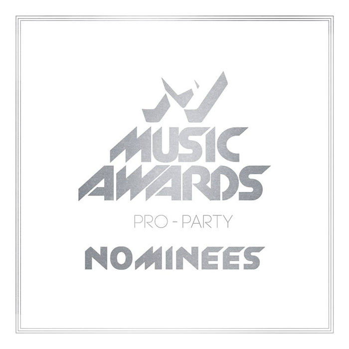 M1 Music Awards. III Елемент. PRO-PARTY