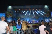 День знаний в Харькове отметили классным концертом на самой большой площади Европы