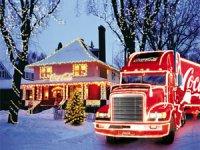 Свято наближається ! Традиційне свято компаній  Coca Cola и  Радник