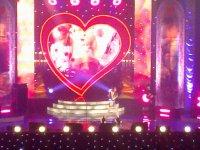 Во Дворце  Украина прошёл концерт посвящённый Дню Влюблённых