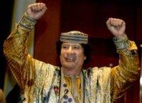 Музыкальный клип с Каддафи в главной роли становится настоящим хитом