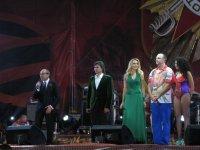 Концерт в честь Дня Победы в Харькове закрывали Потап и Настя