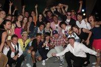 Весёлой и очень танцевальной вечеринкой завершился 1сезон МАЙDАН'Sа
