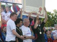Лещенко мало чемпионства на Майдансе , он повёл Кировоград  на мировой рекорд