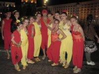 Дружную команду майдансеров из Одессы пригласили на второй сезон