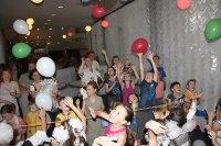 """Красивейший праздник для детей во Дворце  """"Украина"""""""