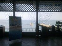 Островок NOKIA на Чёрном море