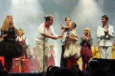 Черноморские Игры под шум прибоя радовали и зрителей и участников