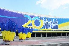 Грандиозный концерт во дворце Украина в честь 20-летия Независимости Украины