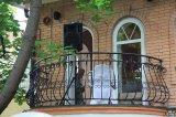 Семейное Торжество на летней террасе отеля Воздвиженский
