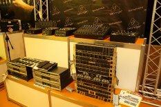 Выставка музыкальных товаров от компаний  Eurhythmics и Тік Так