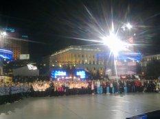 Майданс - Победный дует Киева и Запорожья