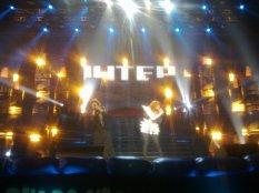 15 летие лидерства Интер отметил мощным концертом