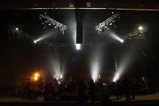 Новый звуковой комплекс L-Acoustics начал свою работу в главном  концертном зале Украины