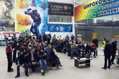 Финал Кубка Чемпионов 2011 по пейнтболу среди рекламных компаний
