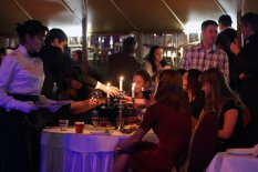 Новогодний праздник UNIQA