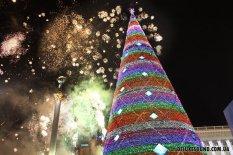 Встречаем Новый год на Майдане Независимости