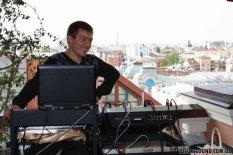 DJ на презентацию