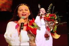 Творческий вечер Нины Матвиенко во  Дворце Украина