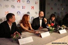 Звукорежиссер на пресс-конференцию