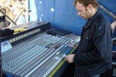 Звукорежиссура групп с живыми инструментами