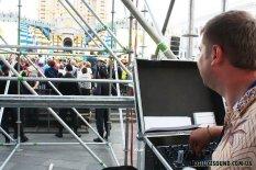 Звукорежиссура протокольной части мероприятий