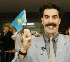 И снова нелепый и очень оскорбительный курьёз с гимном, и снова с Казахским.