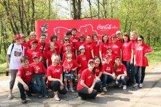 Coca-Cola ЕКОФАН - Зелений день