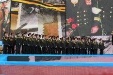 Официальное празднование Дня Победы
