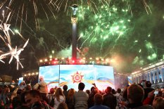 Праздничный концерт - День Победы