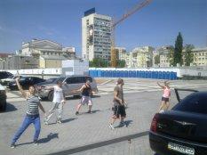 За один майский день Тамерлан и Алёна выступили на двух спортивных аренах