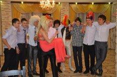 Выпуск 2012 - Броварская средняя школа №7 - кафе Диана
