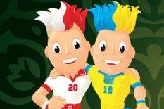 Гимны футбольных сборных и болельщиков ЕВРО 2012