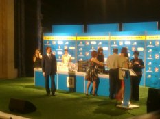 Поздравления от Александра Попова журналистам Киева