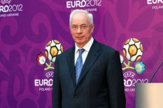 Торжественное награждение за выдающиеся достижения в подготовке и проведении ЕВРО 2012