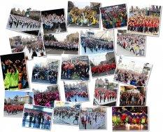 МАЙDАН'S. 2012 (3-й сезон)- Города участники и хореографы