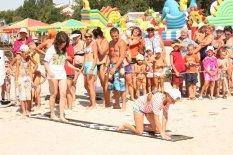 «Енот, вставай!», или пляжный «Дивограй» день второй.