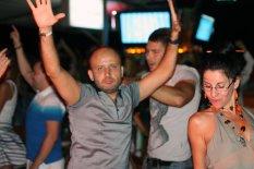 Вечеринка Havana Club на одесском пляже