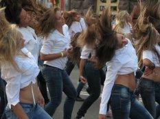 Майданс 3 - Неимоверно яркое и весёлое буйство танца вновь на Майдане