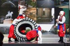 День Независимости Украины  - Праздничный концерт во Дворце Украина
