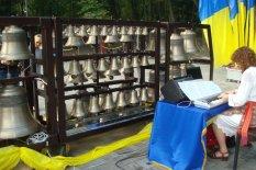 """Офіційний урядовий захід до Дня Незалежності - """" В єдності силу подай.."""" Володимирська гірка 24.08.2012"""