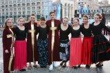 Первое сентября, все в школу, а мы на Майданс