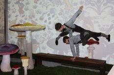 Страна чудес в галерее Цех - великолепный детский праздник
