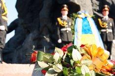 Правительственные мероприятия на Мемориале Бабий Яр