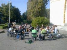 Украинская музыкальная ярмарка 2012- пациент скорее мертв , чем жив.
