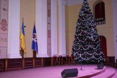 Традиционный прием от имени главы Киевской городской администрации А П Попова
