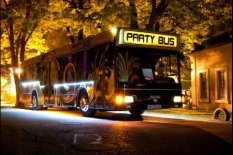 Беркут взял на абордаж одесский Party First bus