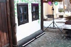 """Deluxe инсталляция в ресторанном комплексе """"Чумацький Шлях"""" - Мазанка Солохи"""