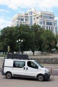 Техническое обеспечение митинга на площади Славы