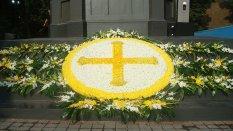 Общая молитва представителей всех православных церквей в честь 1025-летия Крещения Руси